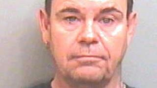 The investigation against William Walker began after his victim recorded him on her iPhone