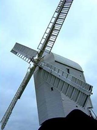 Jill Windmill near Hassocks