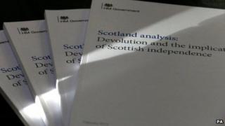 UK government document