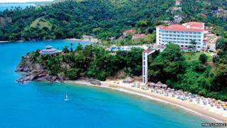 Gran Bahia Principe Cayacoa hotel