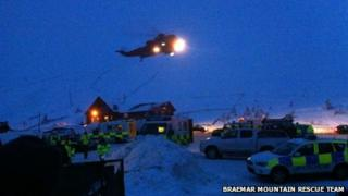 Rescue at Lecht