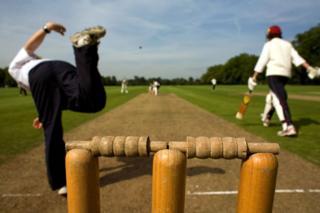 Eton cricket match
