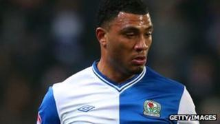 Colin Kazim-Richards, of Blackburn Rovers