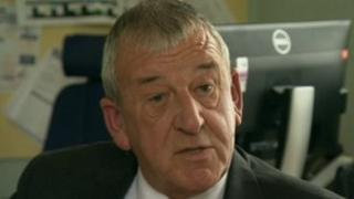 David Eaves leader of Fylde Borough Council
