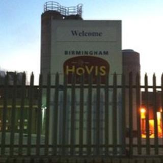 Hovis in Birmingham
