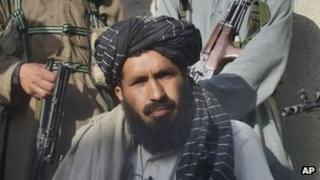 Maulvi Faqir Mohammad (file pic)