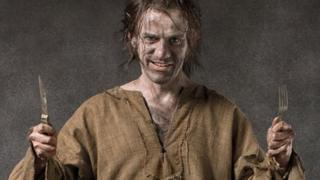 The Edinburgh Dungeons uses the Sawney Bean legend to scare tourists