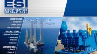 ESI website