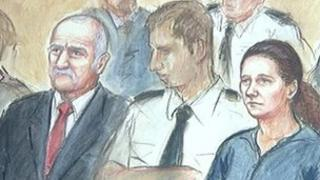 Michael and Mairead Philpott in court