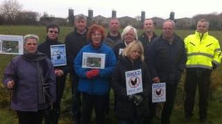 Bleasby Moor Against Development group