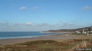 Woolacombe, Devon