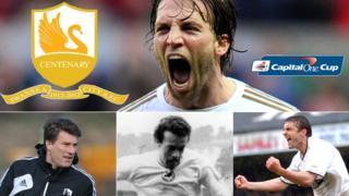 Swansea City montage