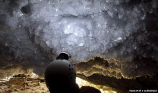 Siberian cave