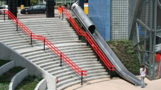 Slide in Utrecht