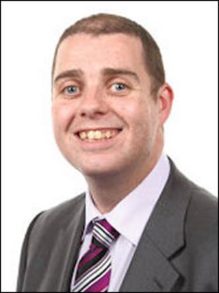 Councillor Ewan Smith