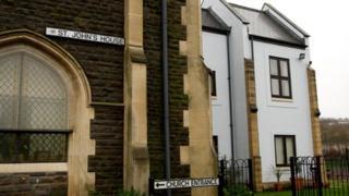 St John's Church in Hafod, Swansea