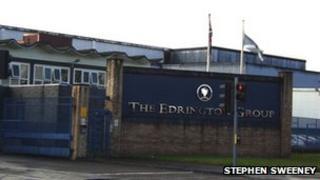 Edrington Group base in Glasgow