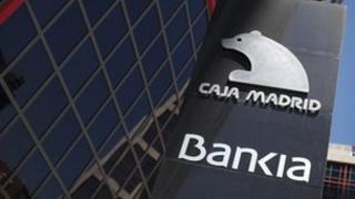 Spanish bank Bankia