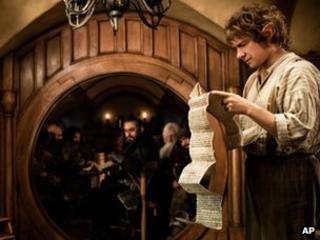 Still from The Hobbit