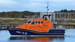 The Tamar class lifeboat, Kiwi