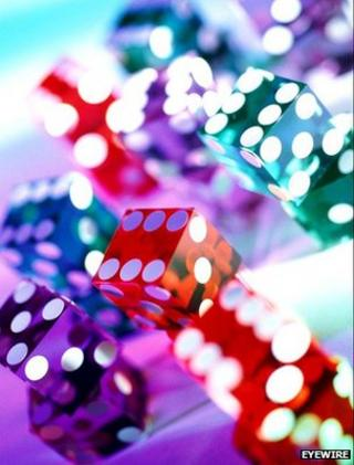 Library photo of dice (Image: EyeWire)