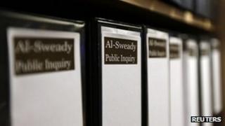 Files for the Al-Sweady inquiry