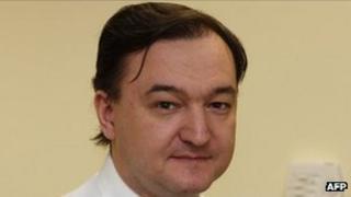 Sergei Magnitsky