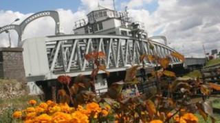 Sutton Bridge bridge