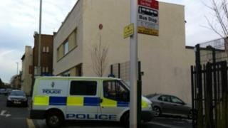 Devonport police station