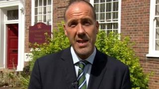 Geoff Barton, head of the King Edward VI School in Bury St Edmunds