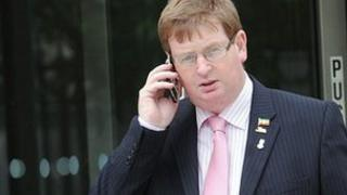 Willie Frazer has condition placed on his release