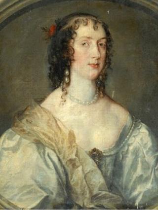 Anthony van Dyck, Olivia Boteler Porter