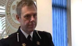 Simon Prince, new Dyfed-Powys chief constable