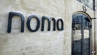 Noma restaurant. File photo