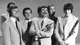 The Kenny Ball Jazzmen in 1969