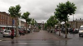 Salisbury Market Place