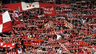 Anfield Kop, Liverpool FC