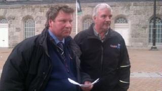 Peter Marshall and Keith Smith