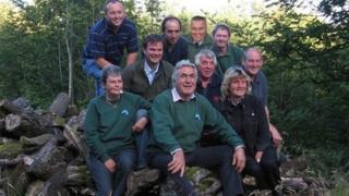 Pontbren Farmers' Group