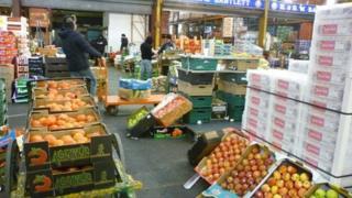 Birmingham Wholesale Markets Precinct