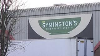 Symington's factory in Leeds