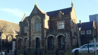 Ballymena courthouse