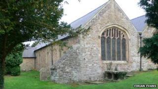 Llanasa parish church (Pic: Eirian Evans)