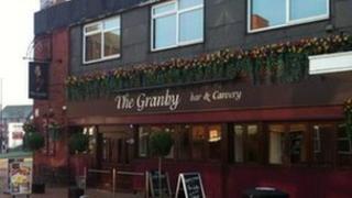 The Granby pub