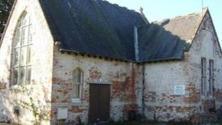 South Leigh village hall