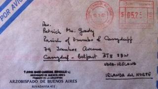 pope letter