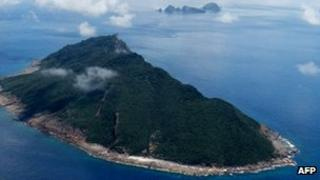The islands knows as Senkaku in Japan and Diaoyu in China have been at the centre of recent diplomatic tension between the two countries
