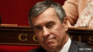 Jerome Cahuzac, file pic from 19 March 2013