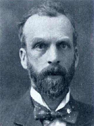 JM Staniforth in 1912