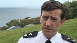 Inspector Derek Flint, Isle of Man constabulary